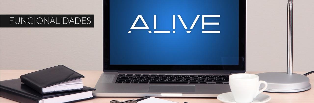 Funcionalidade Software Alive
